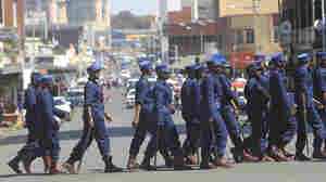 Crackdown In Harare Sparks Fears Of Return To 'Old Zimbabwe'