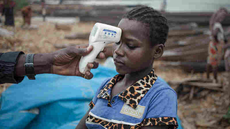 Ebola In A Conflict Zone
