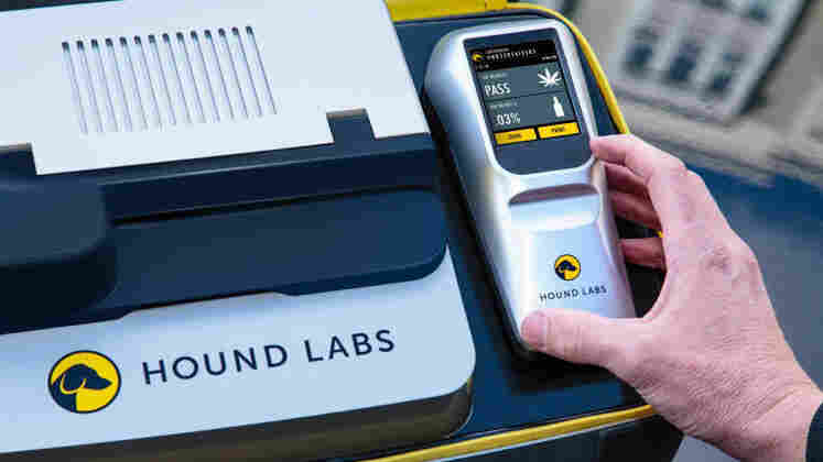 The Pot Breathalyzer Is Here. Maybe