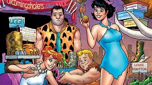 Yabbadabba-What? These Aren t The Flintstones You Remember
