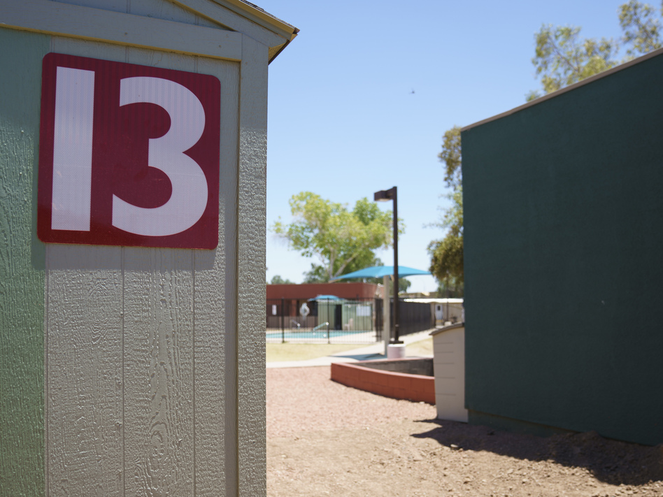 Southwest Key Campbell is one of two shelters for immigrant youths in  Arizona that are facing