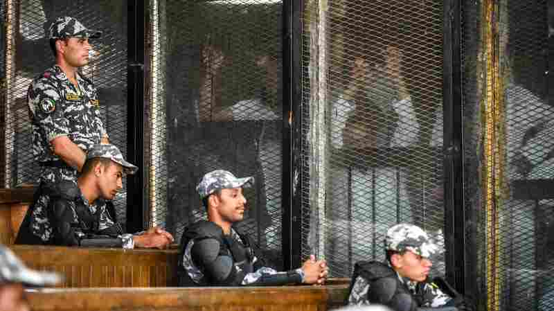 U.S. Military Aid To Egypt Gives A 'Green Light' To Repression, Say Rights Advocates
