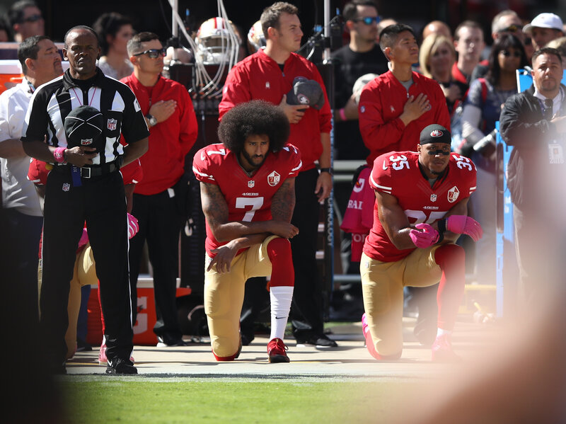 d534f6616c7 EA Sports Says It  Messed Up  By Scrubbing Colin Kaepernick From Game s  Soundtrack
