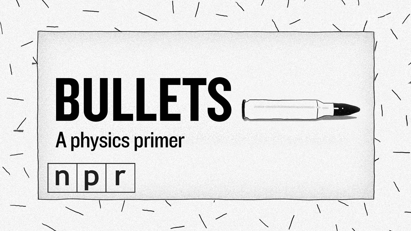 WATCH: The Science Behind Why Some Bullets Are More Destructive Than Others