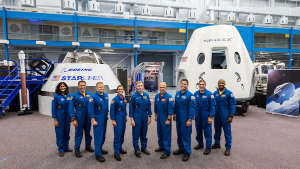 NASA has named nine astronauts to crew the first test flights and missions of Boeing