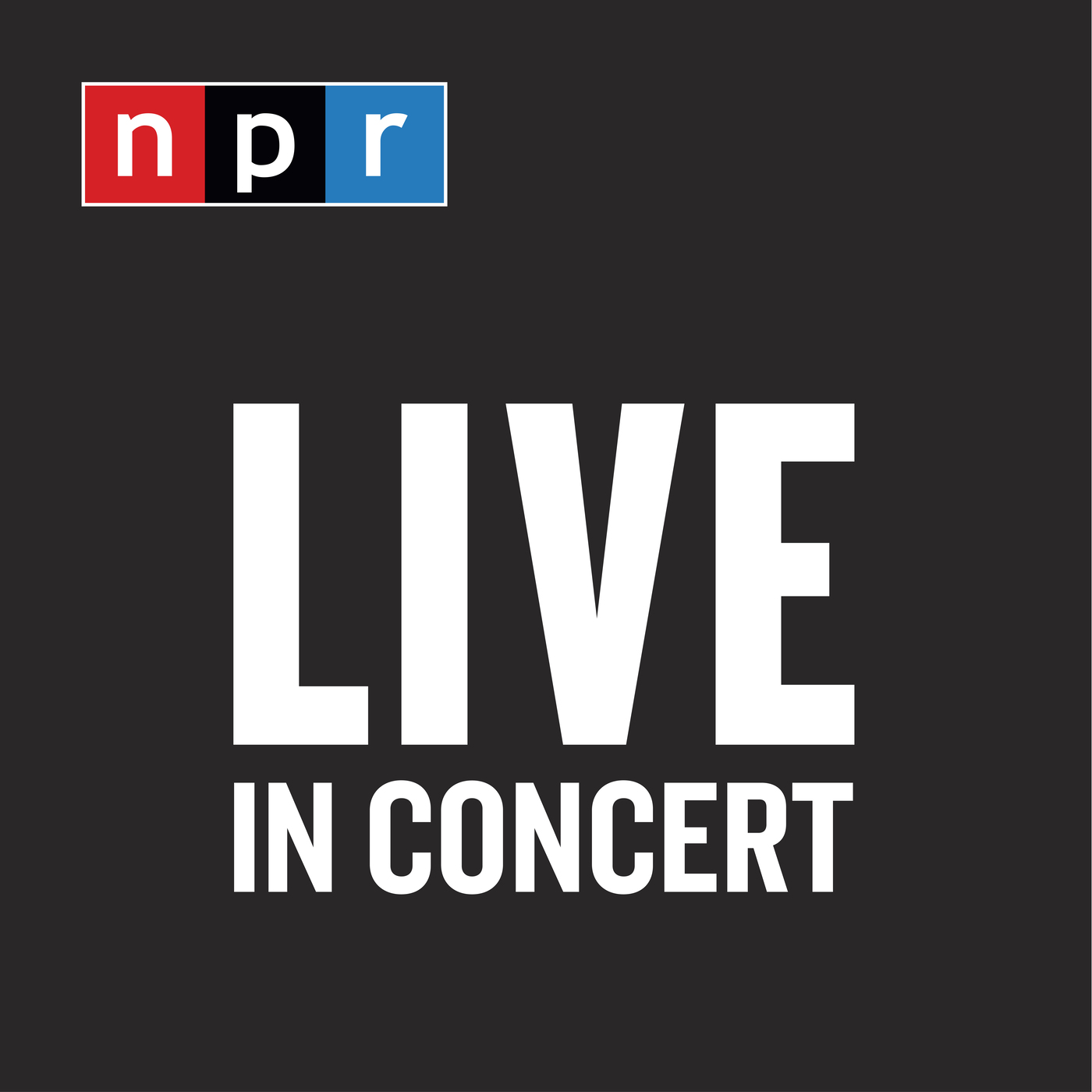 ba5021d4c609 Live In Concert from NPR s All Songs Considered by NPR on Apple Podcasts