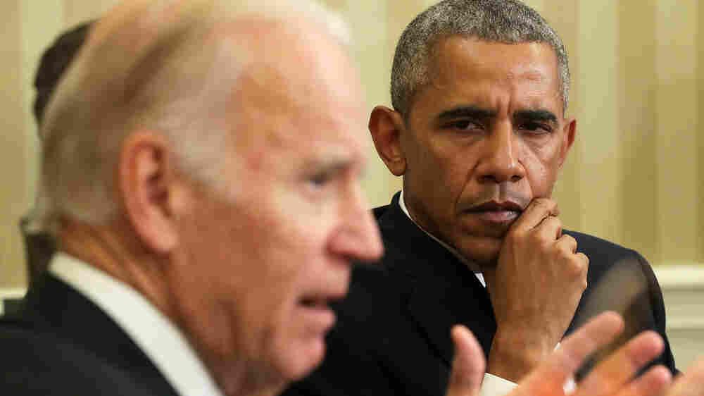 Barack And Joe Solve A Murder Mystery