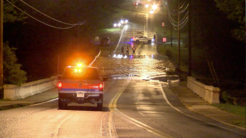 Concerns Of Dam Failure Prompt Evacuations In Lynchburg, Va.