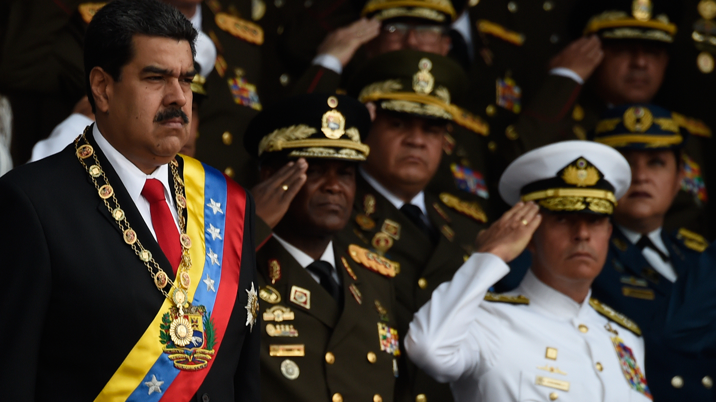 Kematian Kapten Acosta Coreng Wajah UU Anti-Penyiksaan yang Telah Ditandatangani Presiden Maduro