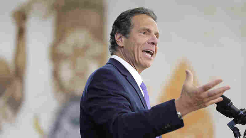 Is Cuomo Threatening NRA's Existence? He Says: 'I'd Like To Believe It's True'