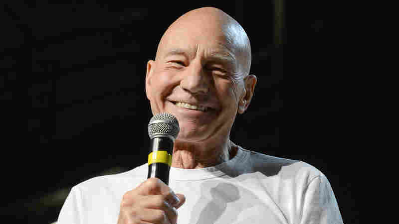 Patrick Stewart Is Reprising His Role As Captain Picard In New 'Star Trek' Series