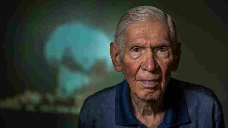 Last Surviving Crew Member Has 'No Regrets' About Bombing Hiroshima