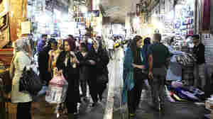 Iran Braces For New U.S. Sanctions To Further Cripple Economy