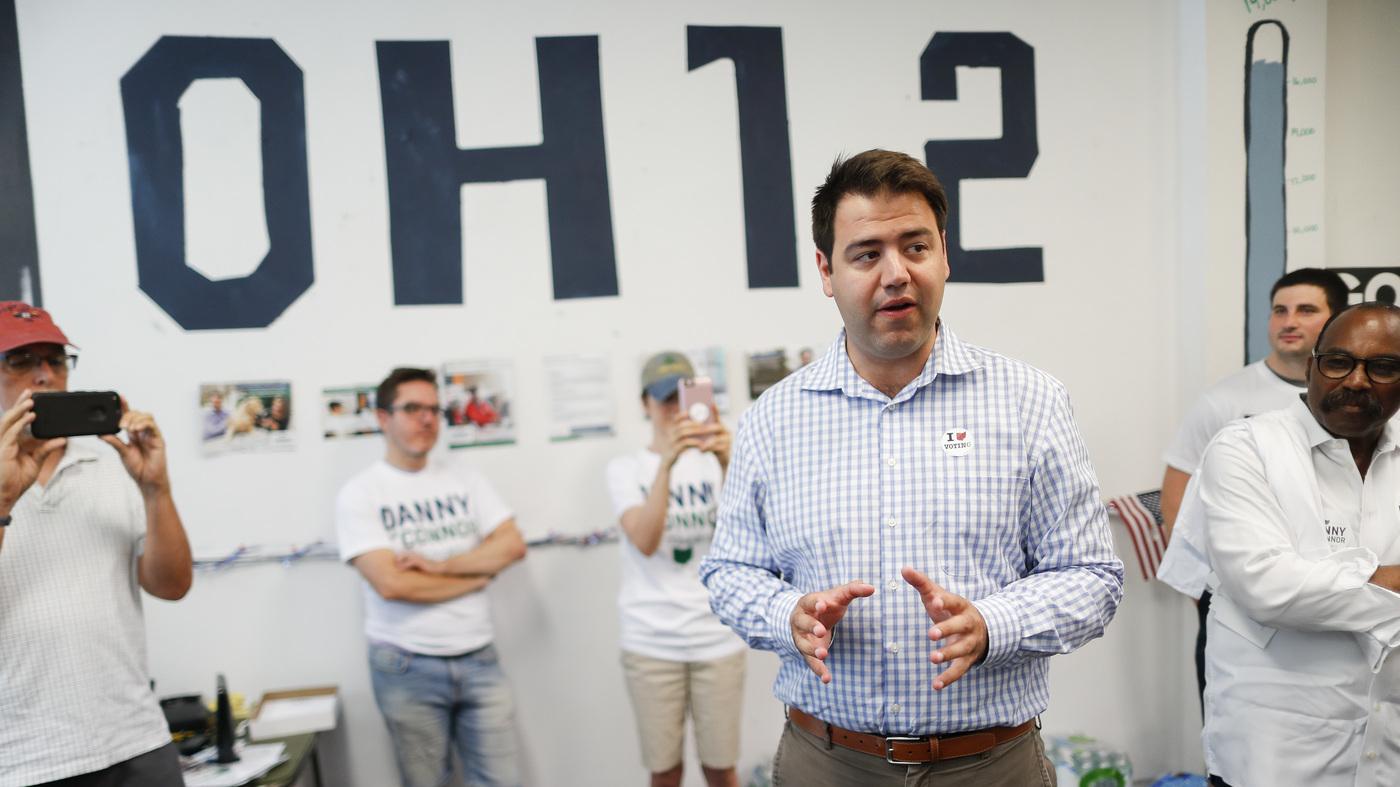Ohio Special Election Too Close To Call : NPR