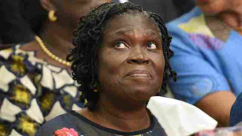 Ivory Coast's Ex-First Lady, Along With Hundreds Of Others, Granted Amnesty