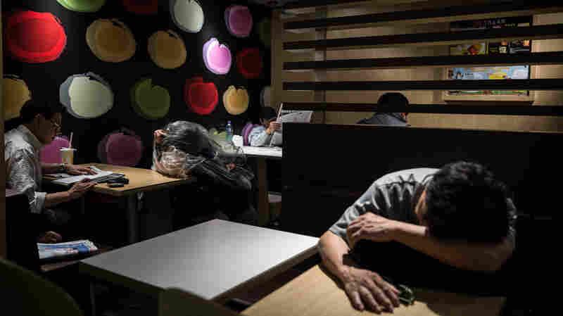 Hong Kong's 'McRefugees' On The Rise Amid Summer Heat