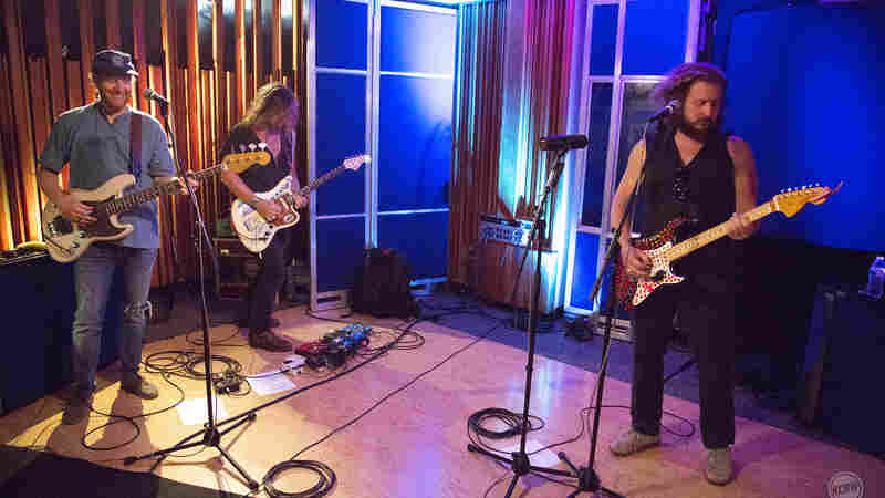 Watch Jim James Perform 'No Secrets' Live In The Studio