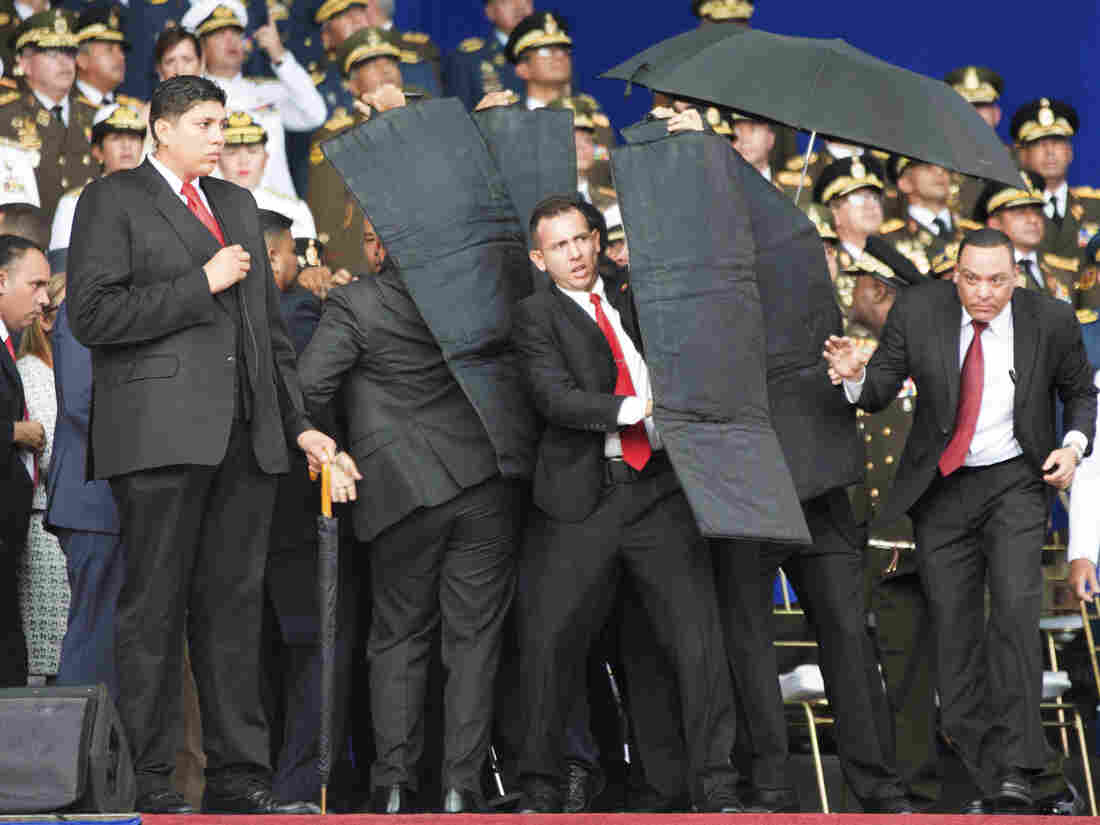 Venezuela's Nicolas Maduro ties prominent opposition leader to drone attacks
