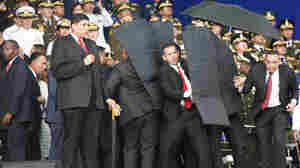 Venezuela's Maduro Says Opposition Politicians To Blame For Assassination Attempt