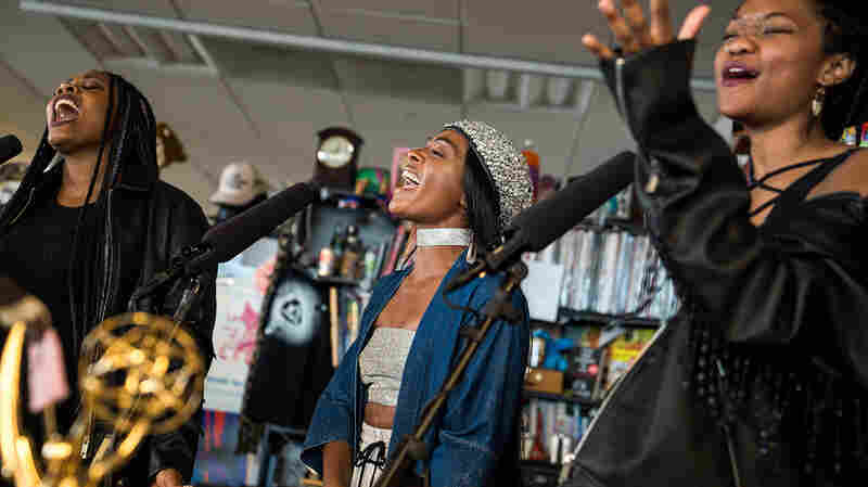 DAWN: Tiny Desk Concert