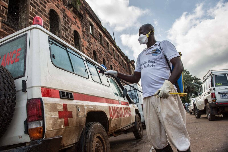 Sierra Leone Revs Up Its First National Ambulance System — But There