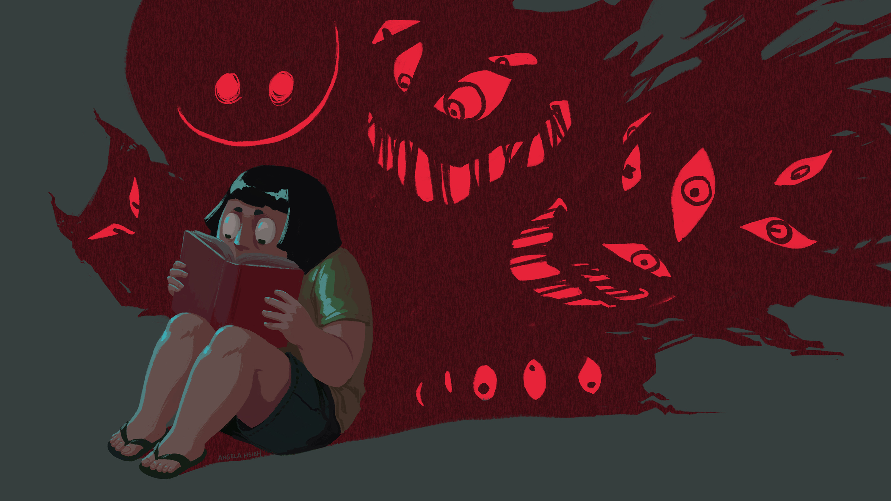 Click If You Dare: 100 Favorite Horror Stories