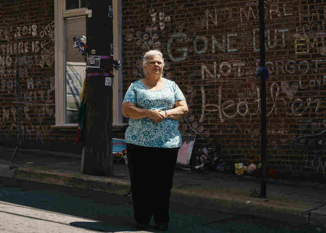 Charlottesville Victim Heather Heyer's Mother Picks Up Her Baton