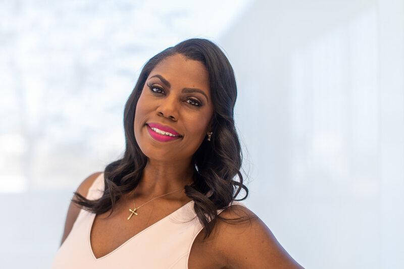 Omarosa Contradicts Her Book, Saying She Heard Trump Use 'N