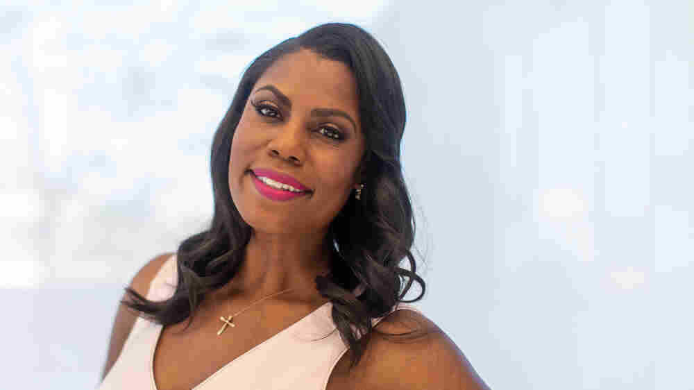Omarosa Tells NPR She Heard Trump 'N-Word Tape,' Contradicting Her Own Tell-All Book