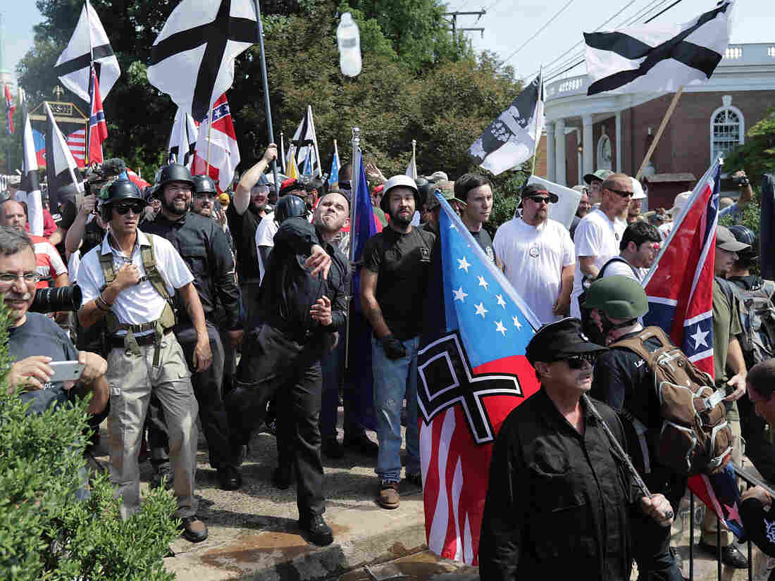 White supremacists to march in Washington, will be met by counter-protests