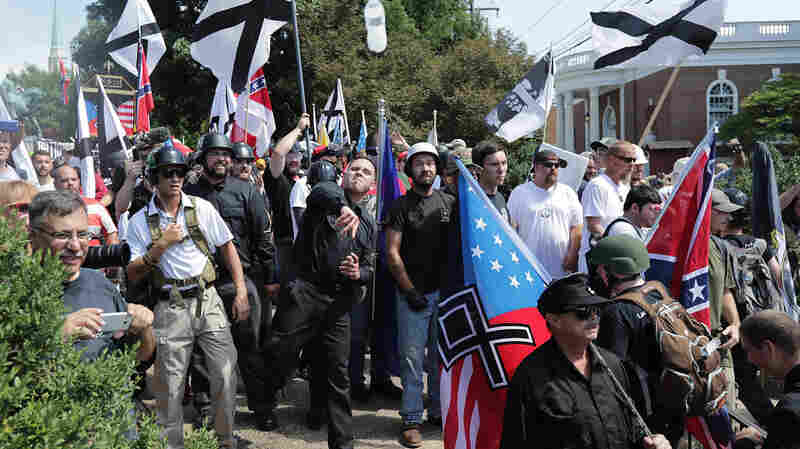 Alt-Right Groups Splinter, Distance From White Supremacy