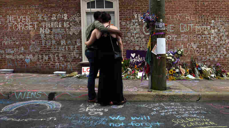 'We Are Resilient': Memorials, Heavy Police Presence Mark Charlottesville Anniversary