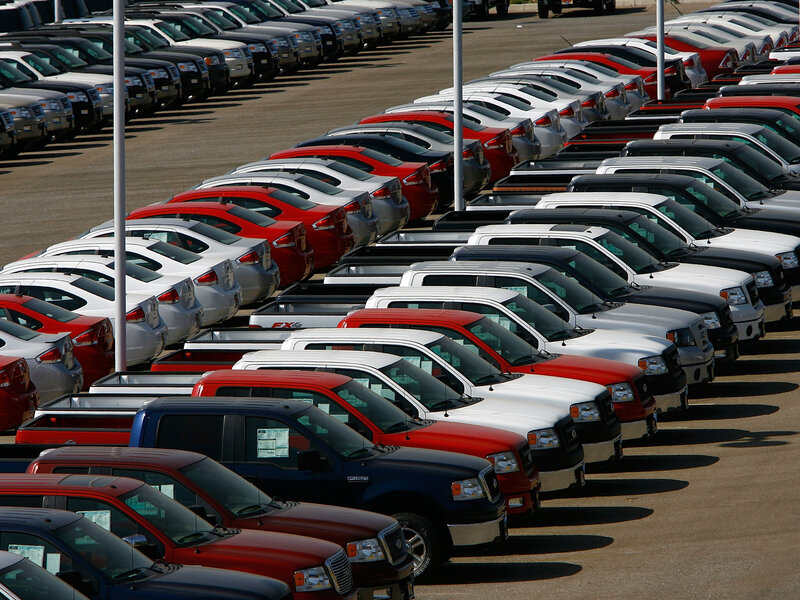 Military Car Lot >> White House Takes Aim At Financial Protections For Military