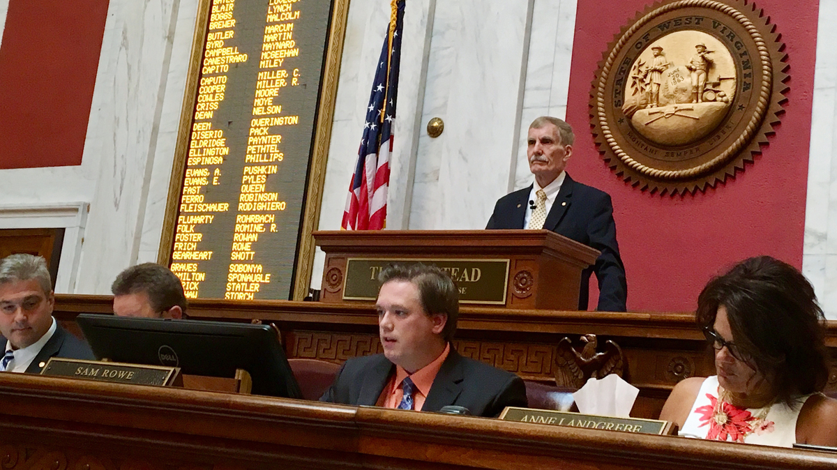 West Virginia House Votes To Impeach All 4 State Supreme Court No The Of Appeals Is A Appellate For Justices
