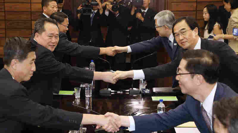 2 Koreas' Leaders Will Hold New Summit In Pyongyang Next Month