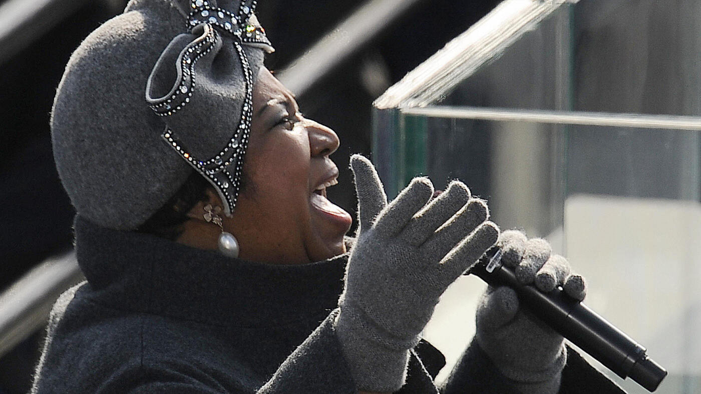 Aretha Fanklin Determined To Get 'My Country 'Tis of Thee' Right
