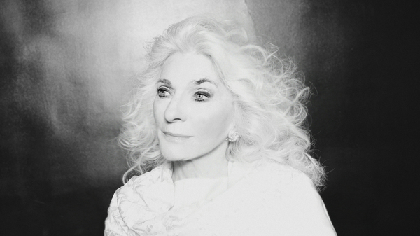 Judy Collins remains active musically and politically.