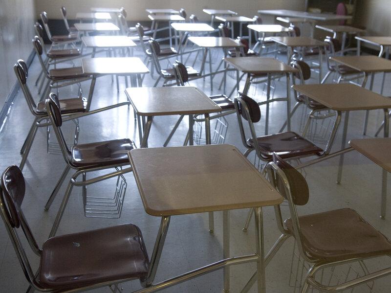 Colorado School District Switches To 48Day Week To Save Money NPR Delectable Interior Design Schools In Colorado Set