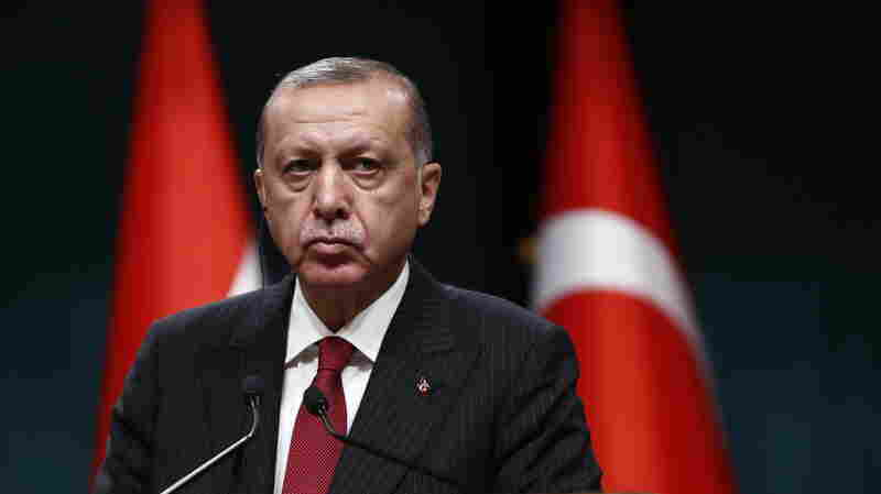 Turkey Counterpunches By Raising Tariffs On U.S. Goods