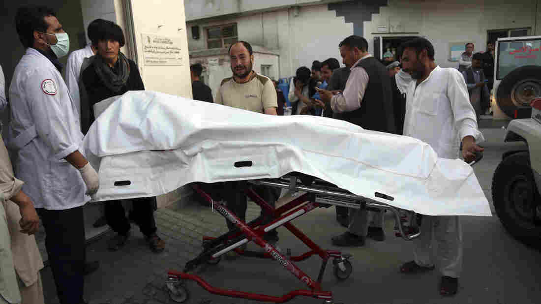 Death toll from deadly Kabul attack now at 34