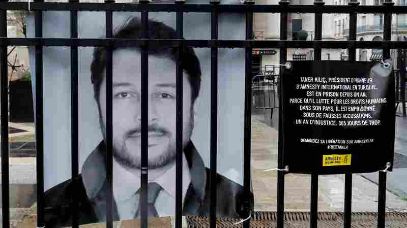 Turkey Frees Honorary Chair Of Amnesty International Turkey After Year In Jail