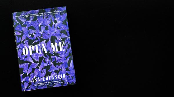 Open Me, by Lisa Locascio