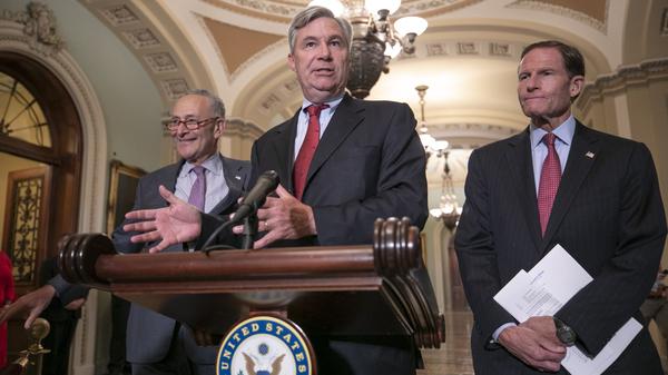 Senate Democrats Threaten Lawsuit Over Kavanaugh Documents