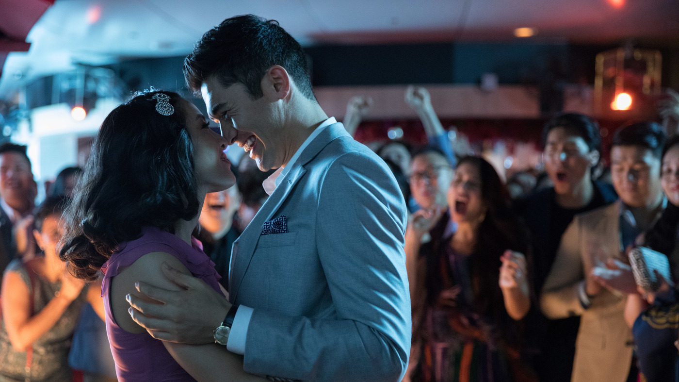 Crazy Rich Asians and What's Making Us Happy