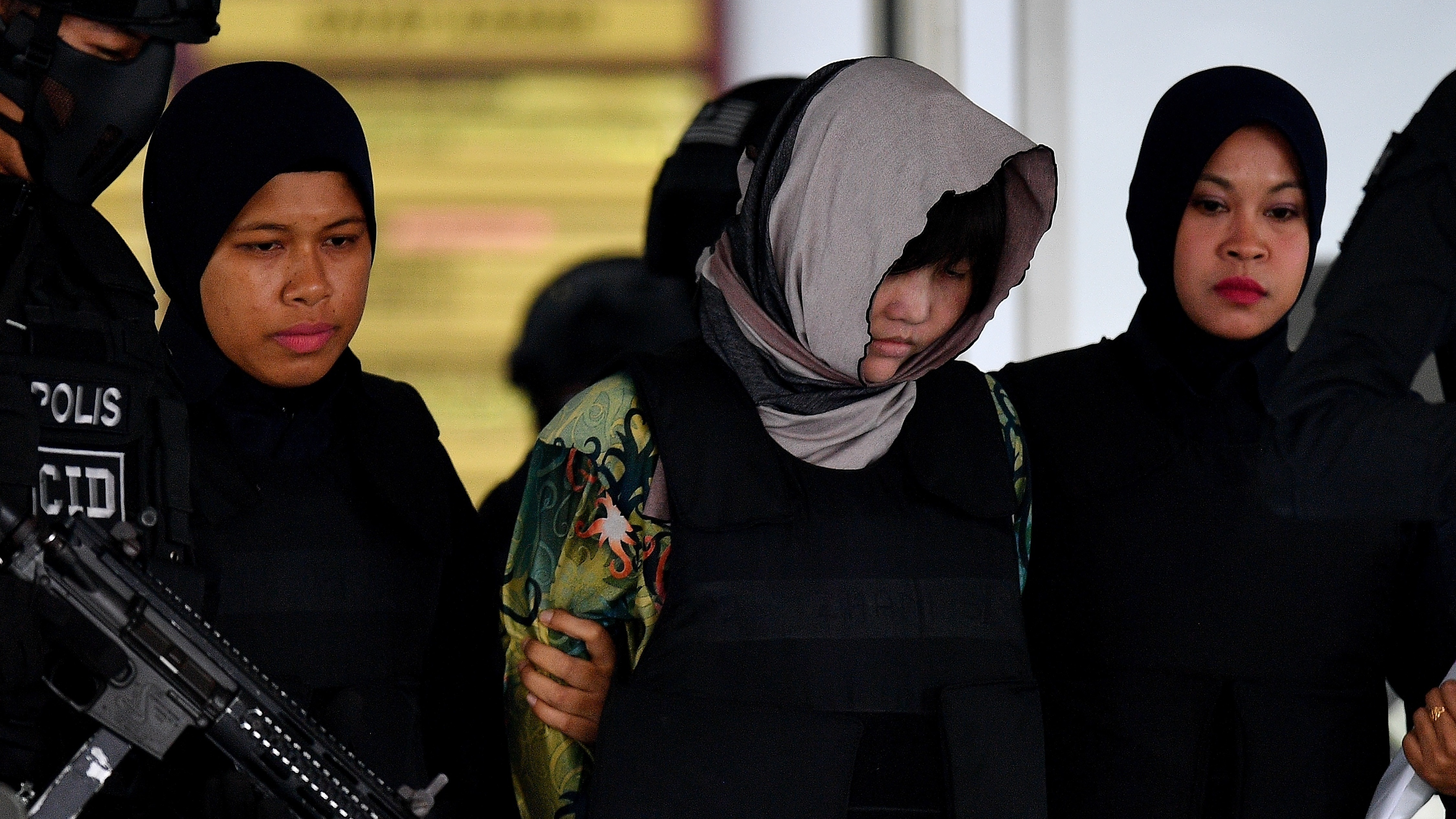 Judge Cites A 'Well-Planned Conspiracy' In Kim Jong Nam's Death
