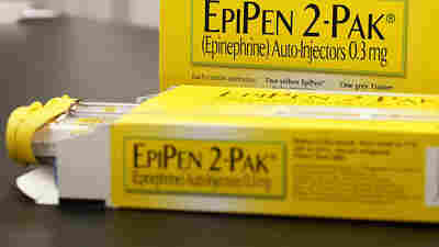 FDA Approves New Generic Version Of The EpiPen For Allergic Reactions
