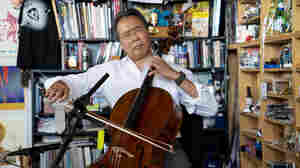 Yo-Yo Ma: Tiny Desk Concert