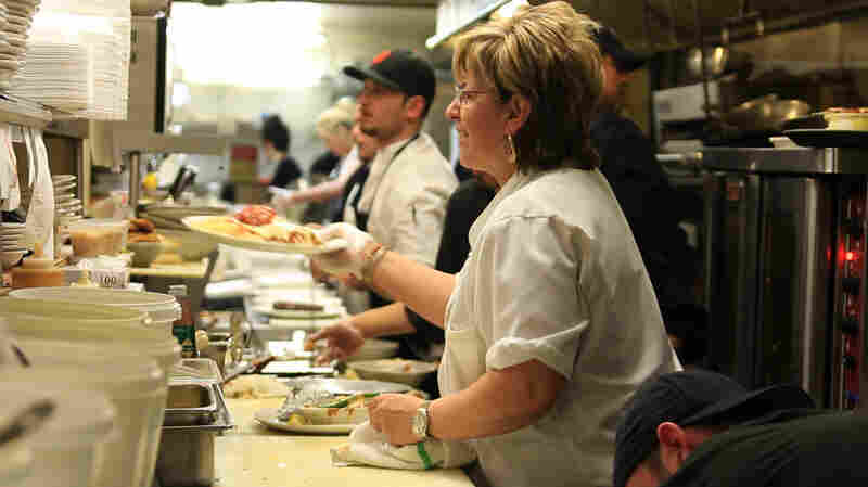 Women Chefs Still Walk 'A Fine Line' In The Kitchen