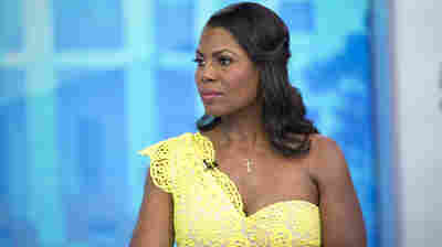 Omarosa Manigault Newman Releases Tape Of Trump Campaign Offer To 'Buy My Silence'
