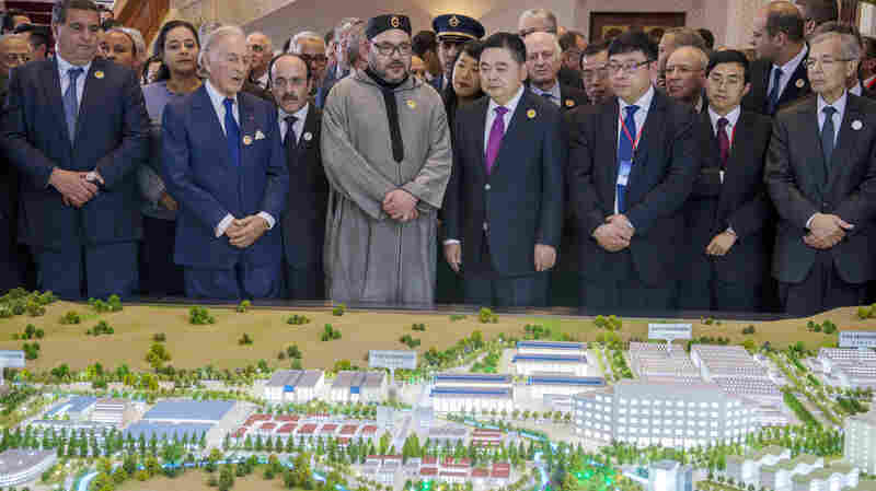 Will Morocco's Chinese-Funded 'Tech City' Ever Break Ground?